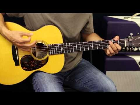 ▷ The Allman Brothers Band - Midnight Rider -Acoustic Guitar Lesson ...