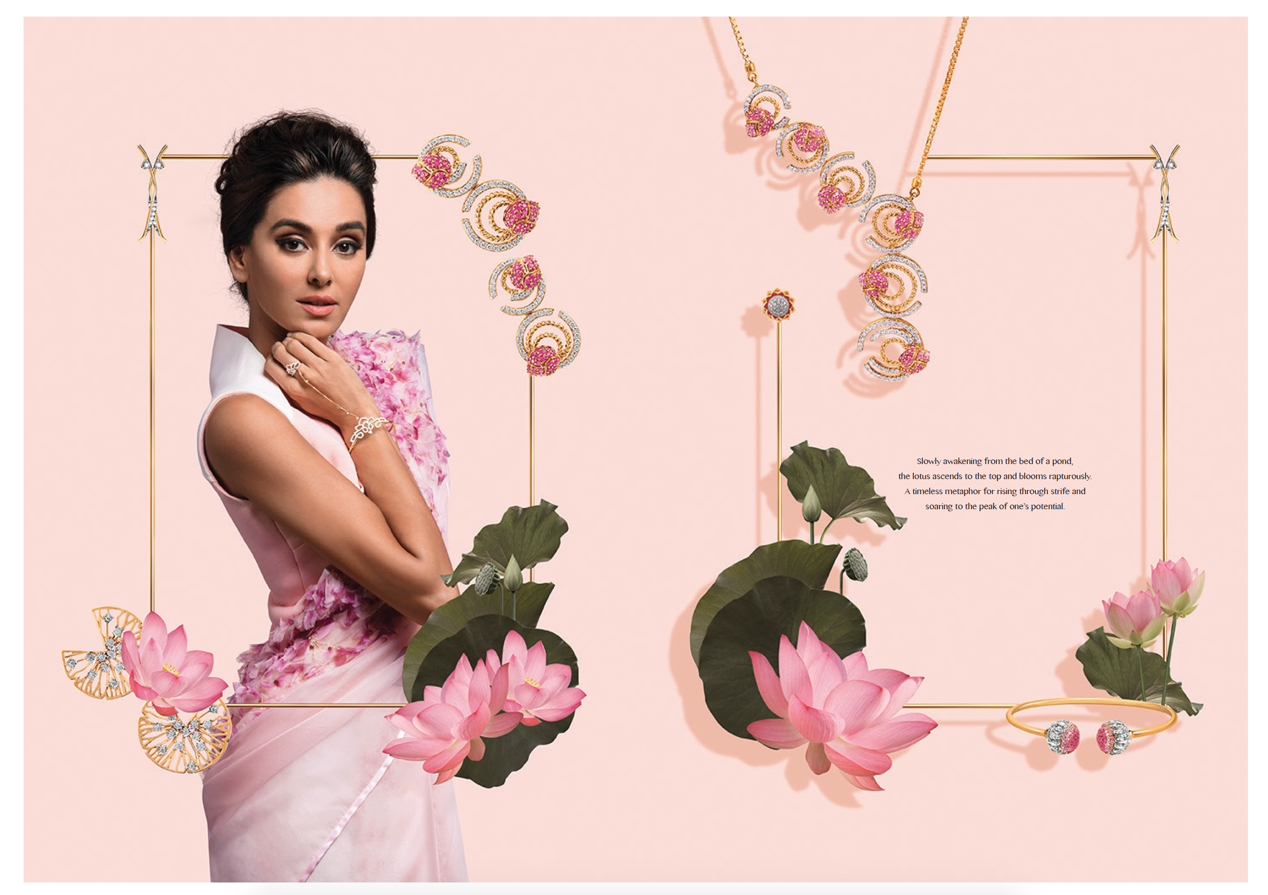 Niloufer collection from Tanishq | Indian Jewelry | Pinterest ...