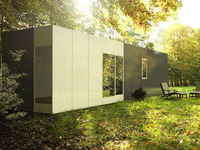 Moderne H User Von Casas Cube H User Pinterest H Uschen