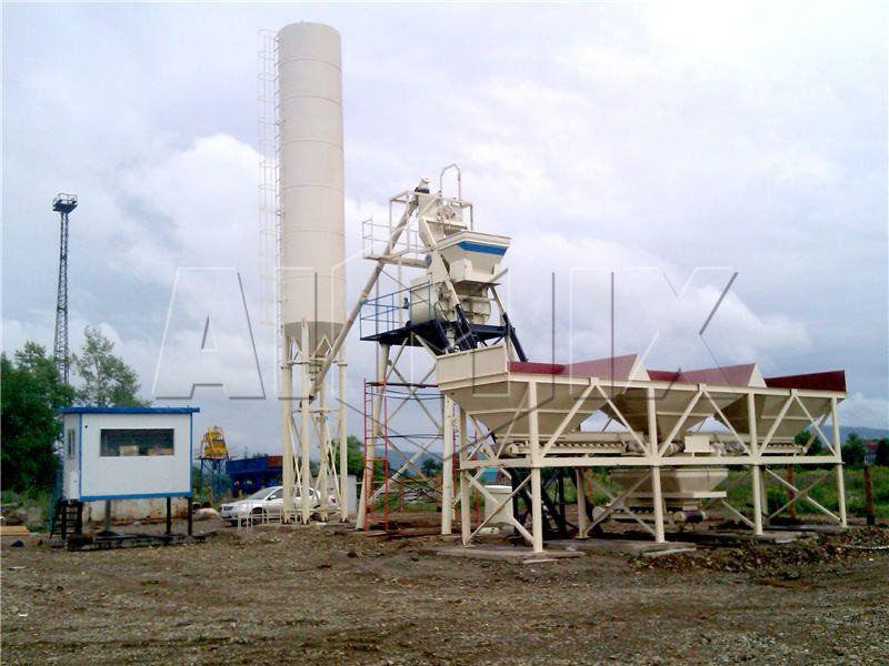 Мини завод для производства бетона цена ремонтные смеси для бетона купить