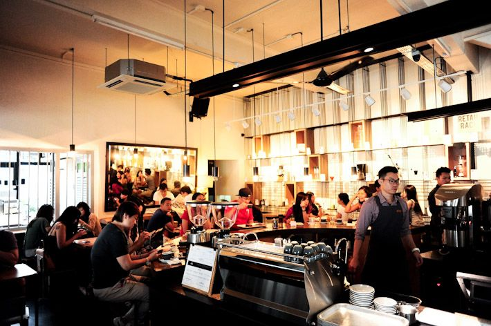 Best Cafes In Singapore Cafe Restaurant Coffee Places Singapore Food