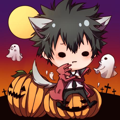 Pin by Noir on Hatsune Miku 初音ミク Anime halloween, Kawaii
