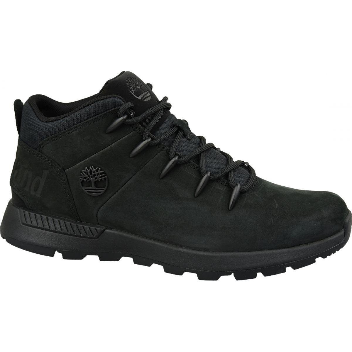 Timberland Euro Sprint Trekker M A1YN5 shoes black | Black