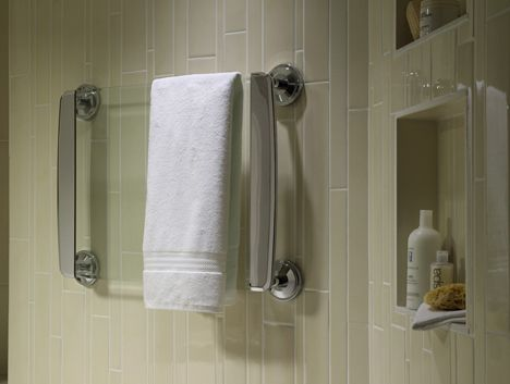 Wall Towel Warmers Electric Wall Mount Bath Towel Heaters Egp Engineered Glass Products