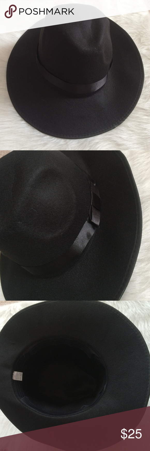 Black fall winter hat Brand new / no tags Restylish Accessories Hats