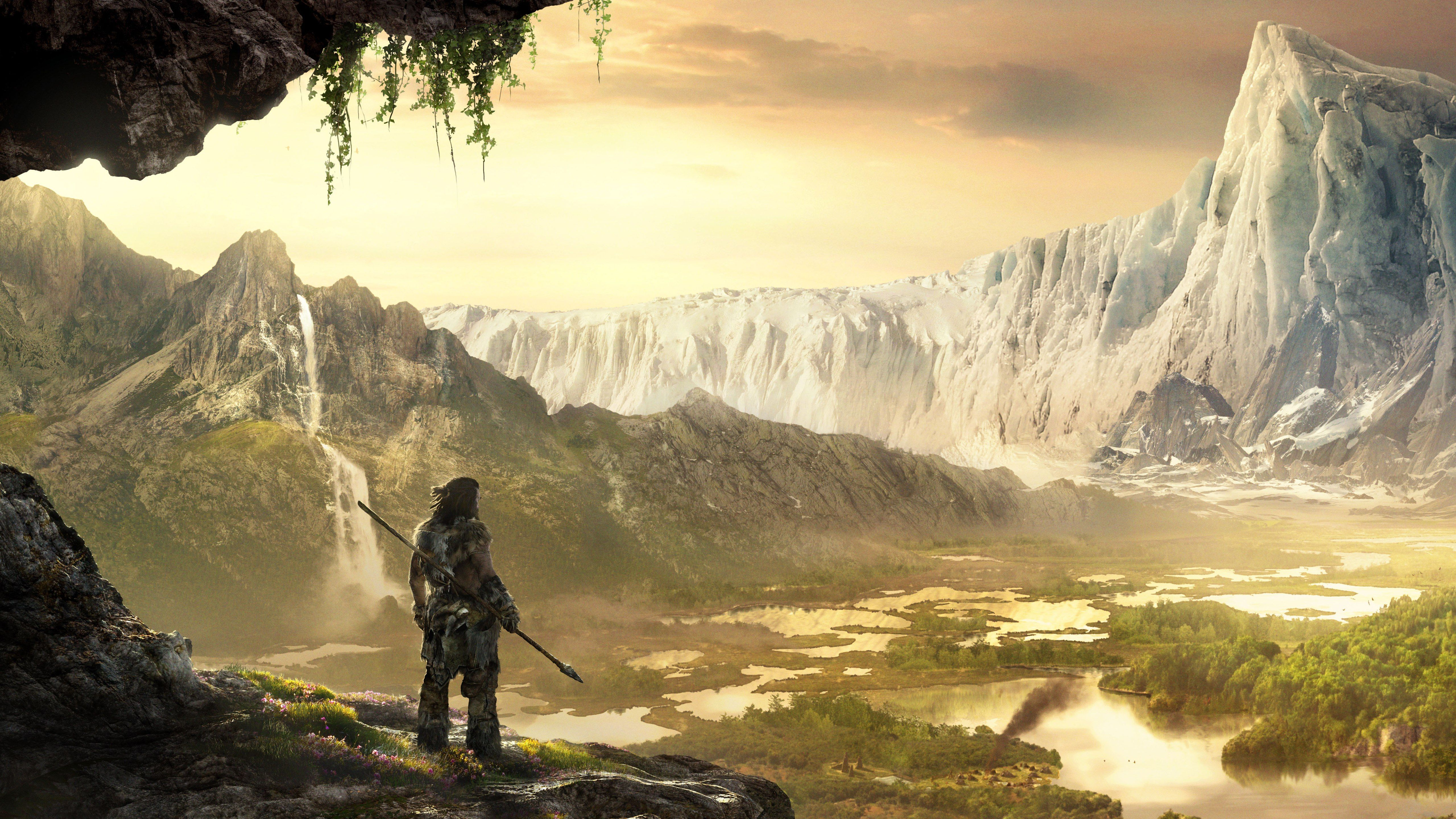 Download Far Cry Primal Wallpaper Wide On Hd Wallpaper At