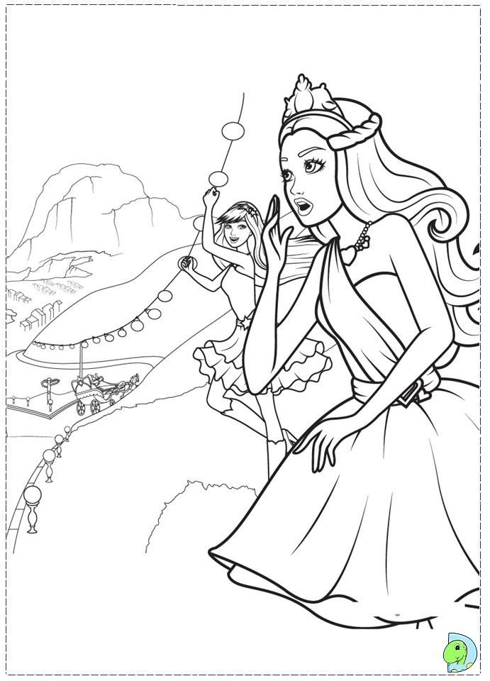 Tori Keria Go To Gardenias Rescue Barbie Printable Find Free Coloring Pages Color Poster And Pictures In THE PRINCESS POPSTAR