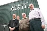 dewitt barrels - Google Search               DeWitt Barrels is my family's business, and it was started in 1893! In this picture is my dad on the left. When I grow up, I hope to work there and be a boss just as my family did.