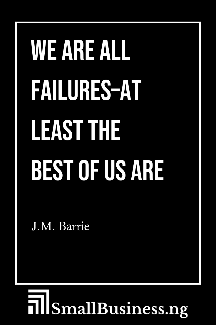 Quotes On Business Failure Smallbusinessify Com Business Quotes Funny Success Quotes Business Business Motivational Quotes