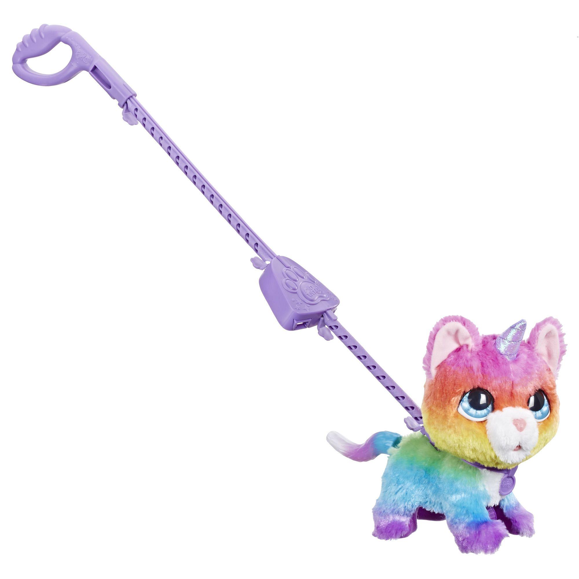 Furreal Furreal Walkalots Big Wags Unicorn Cat Toy Walmart