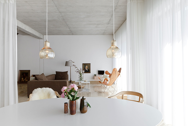 NordicEye - Scandinavian Design | נורדיק איי - עיצוב סקנדינבי | House C.A.L. by Studio Oink #scandinavianinterior