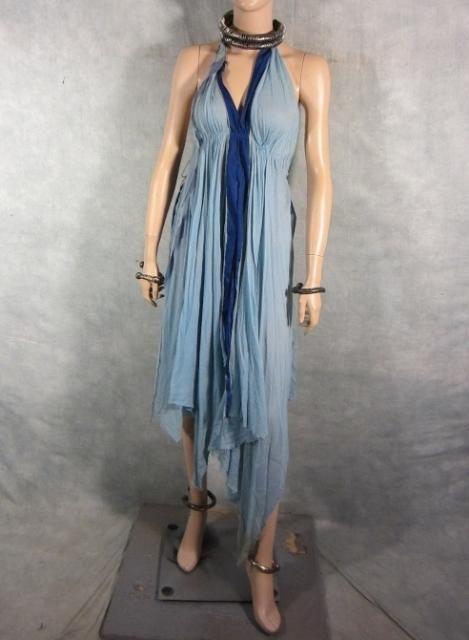 Slave dress | Spartacus Dresses | Pinterest | Vintage dresses
