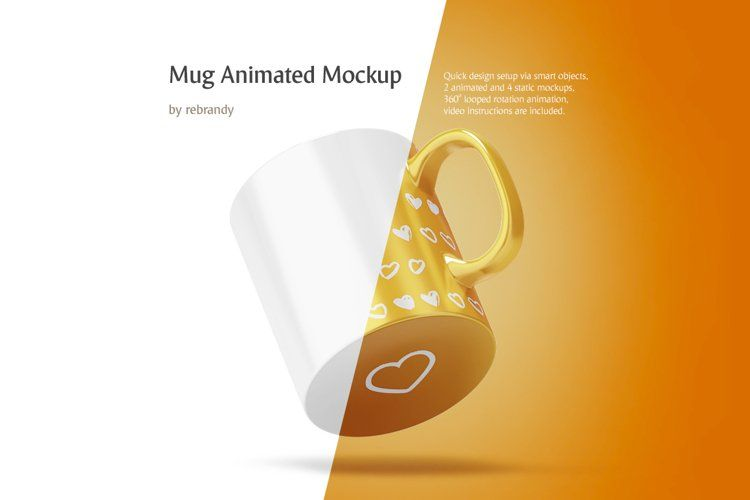 Mug Animated Mockup 17040 Products Design Bundles In 2021 Mugs Mug Template Free Psd Mockups Templates