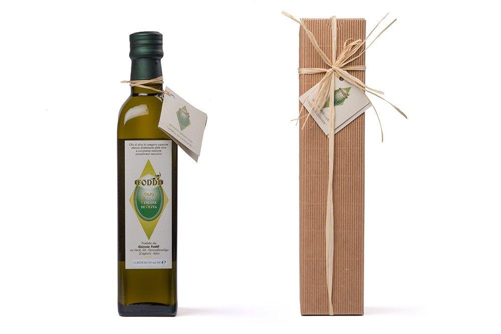 Italian extra virgin olive oil - 500 ml