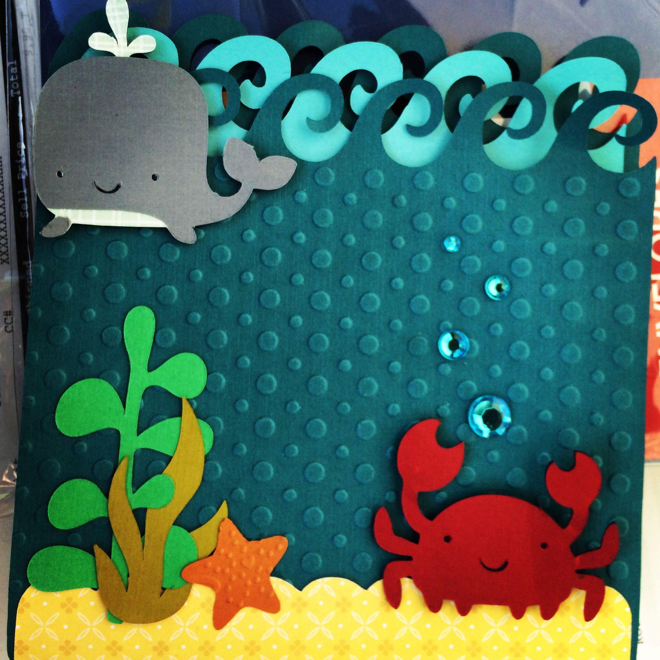 First Birthday Baptism Under the Sea, Ocean theme party invitations ...