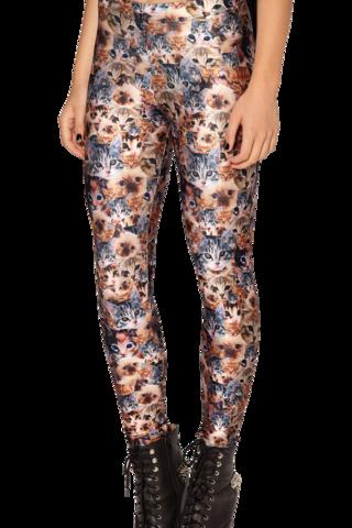 9503c83661984 Crazy Cat Lady Leggings!! Black milk clothing | Cats <3 | Cat ...