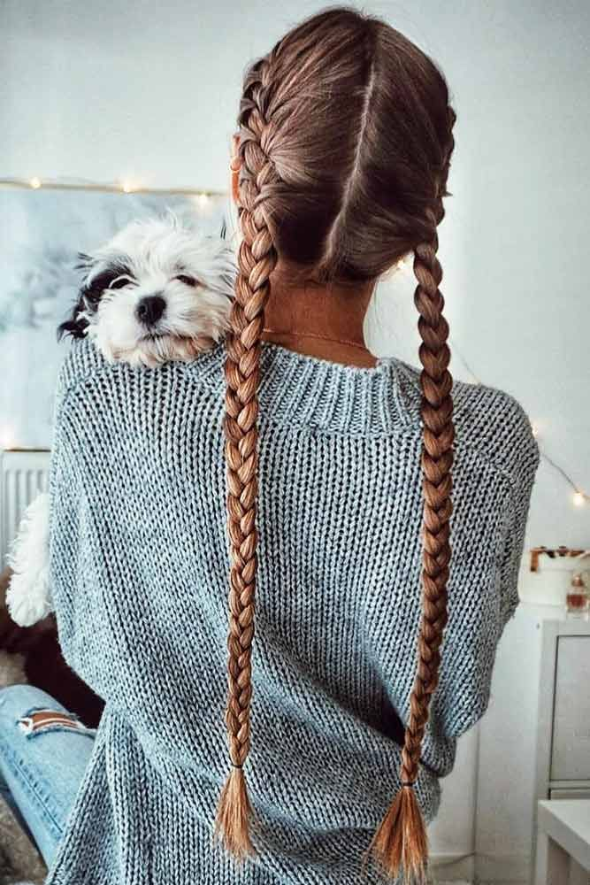 50 Types Of French Braid To Experiment With   French braid ...
