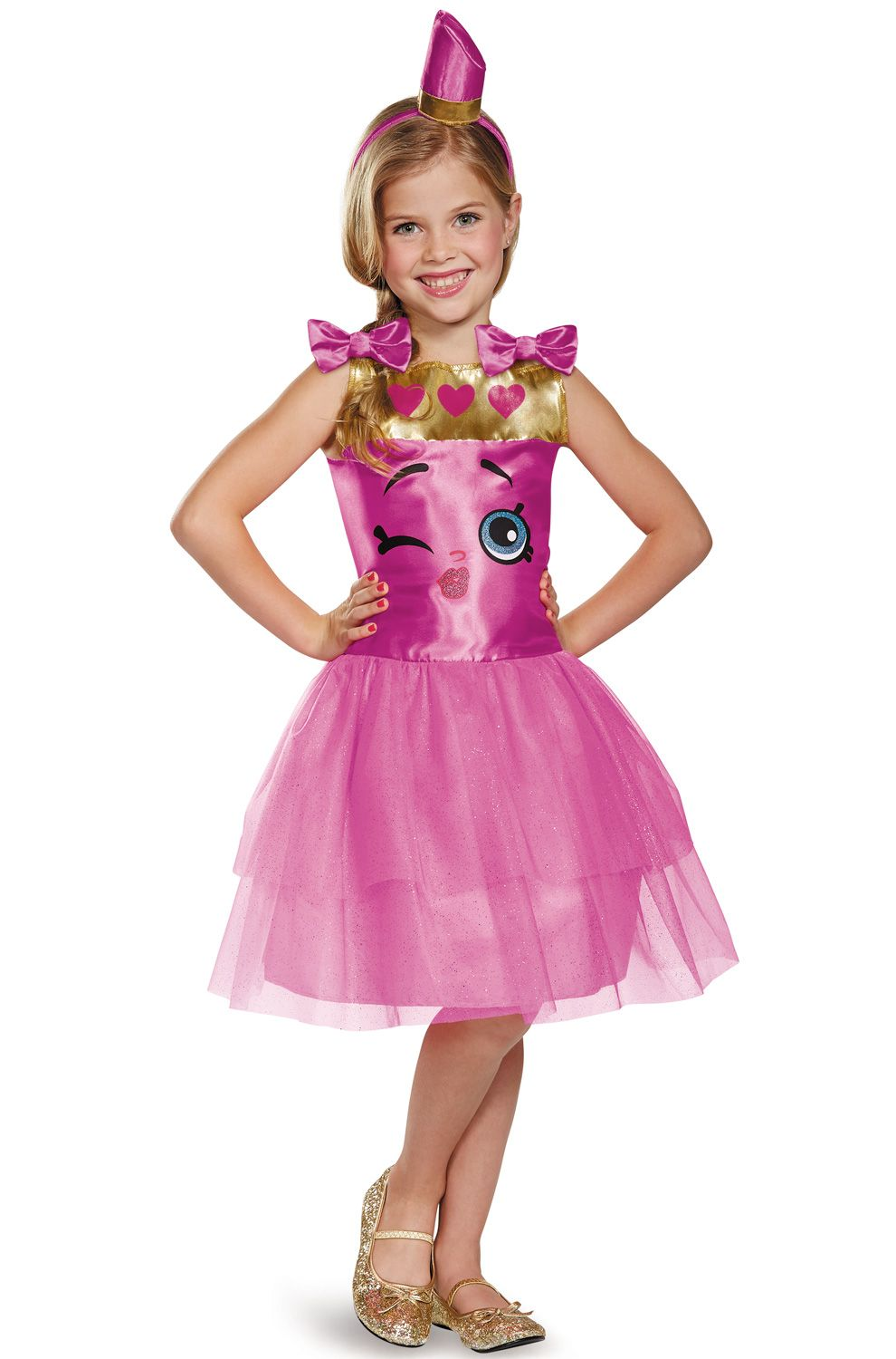 Lippy Lips Classic Child Costume | Classic, Costumes and Fall in ...