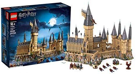 Jeu 6 HogwartsLegoAmazon Château Lego De Potter Harry 71043 H9eD2bYEIW