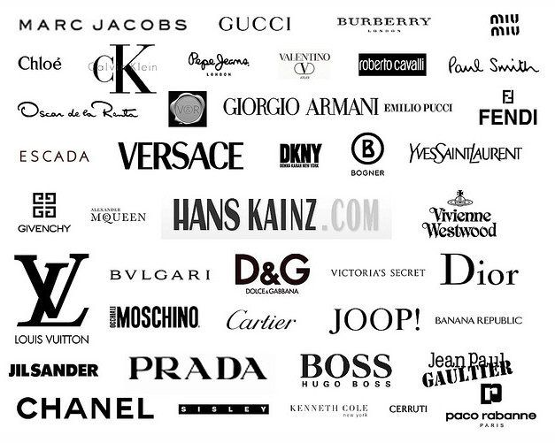 Fashion Brand Logo Inspiration