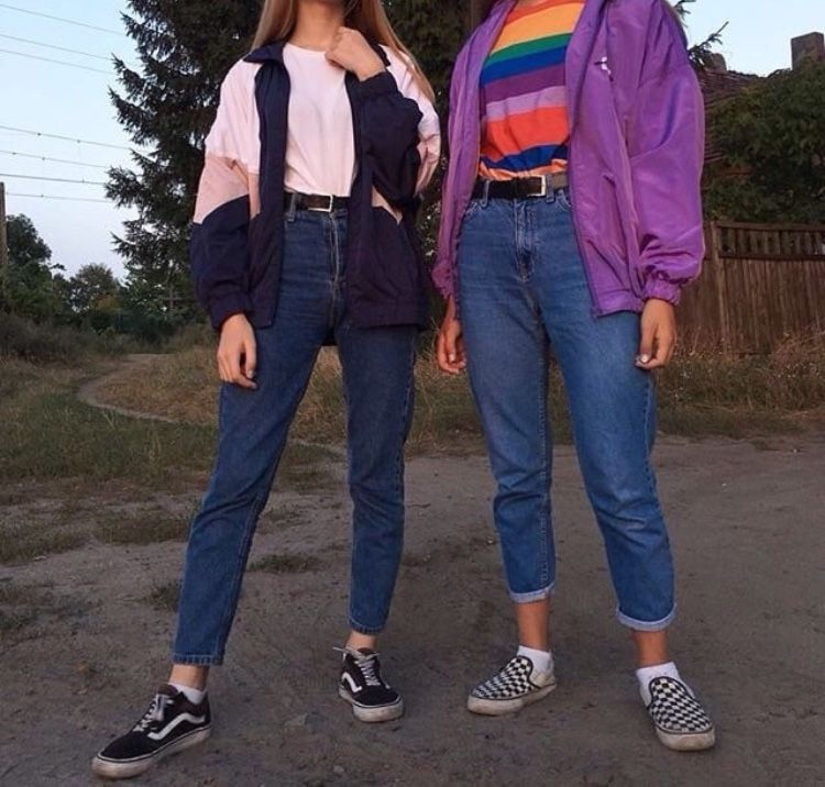 70s 90s 70s Retro Outfits