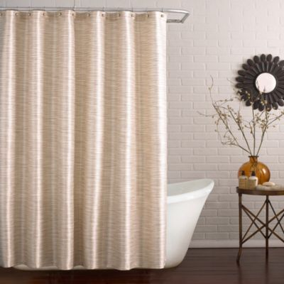 Buy Deron 72 Inch X 96 Extra Long Shower Curtain In Marble From Bed Bath Beyond