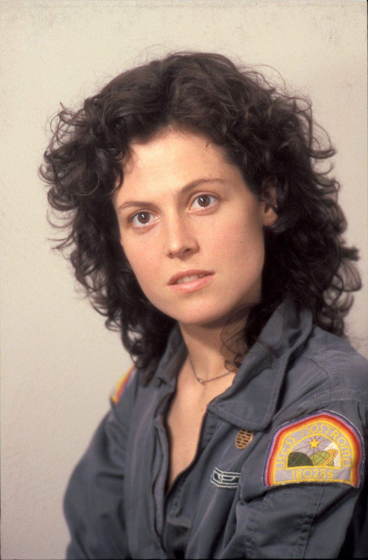 Sigourney Weaver Filmography And Biography On Movies Film: Young Sigourney Weaver (Alien)