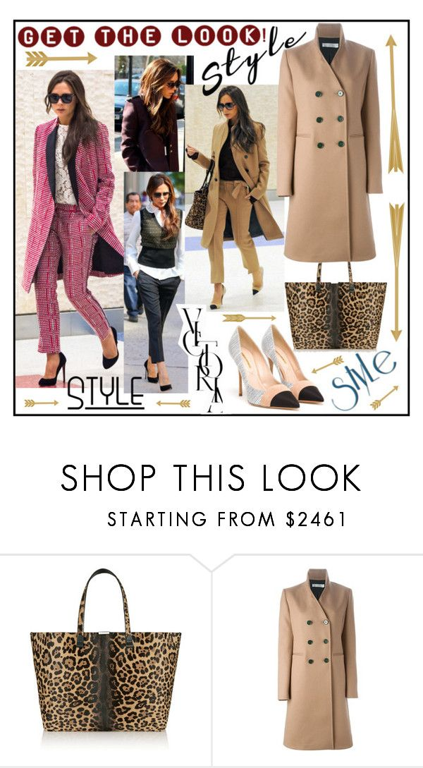 """""""Get This Look!"""" by westcoastcharmed ❤ liked on Polyvore featuring Victoria Beckham"""