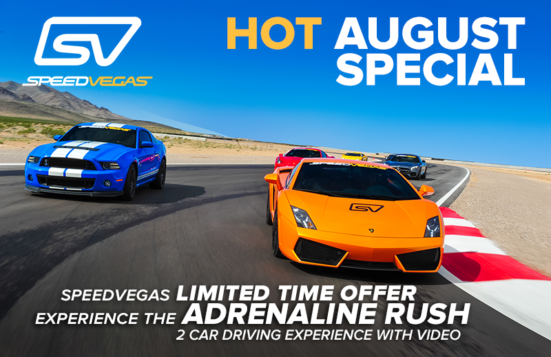 Last Chance To Purchase The Adrenaline Rush 2 Car Driving Experience With Video Special Ends Aug 31st Driving Experience