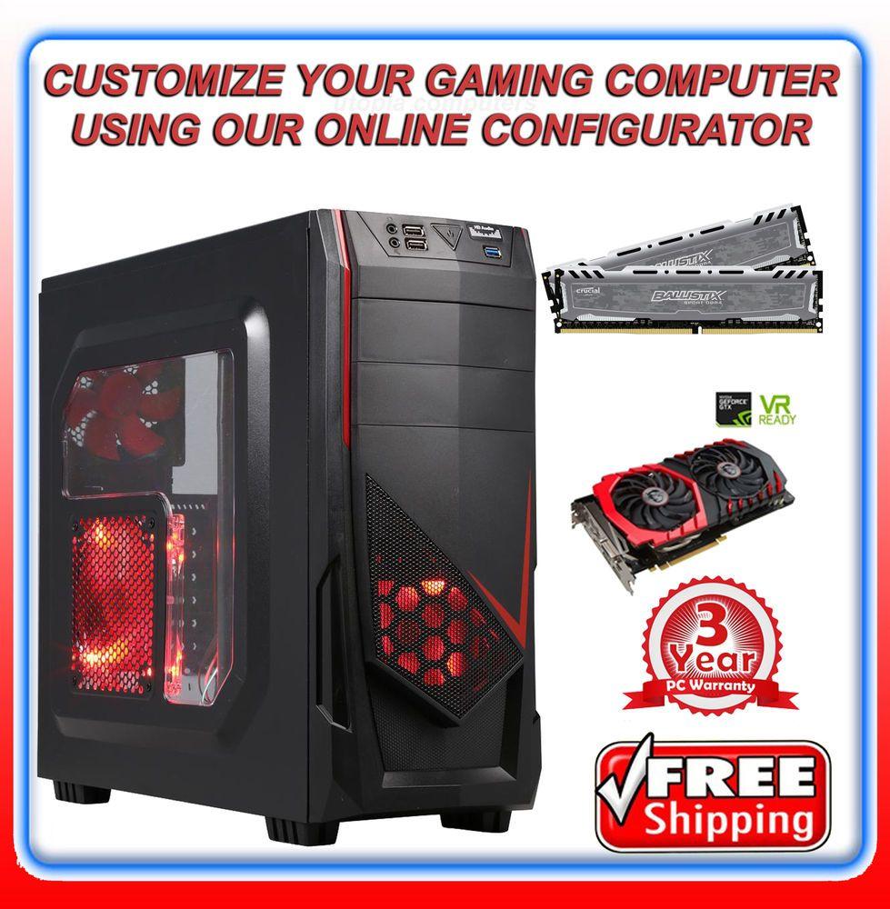 AMD 2200G 3 5GHZ 8GB DDR4 240GB SSD Win 10 Gaming (3