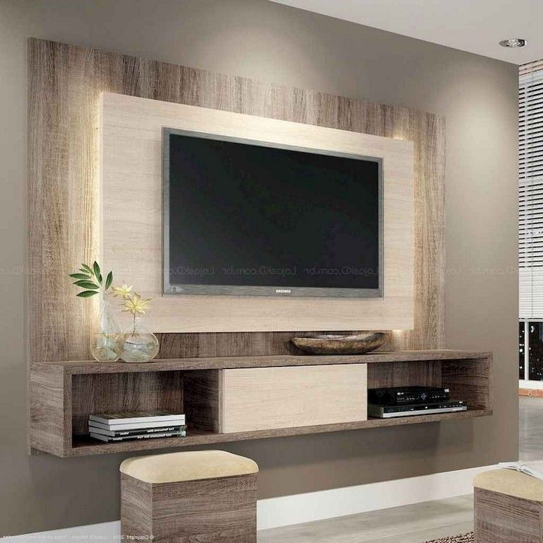 59 Best Tv Wall Living Room Ideas Decor On A Budget Living Room Tv Wall Tv Cabinet Design Tv Wall Decor