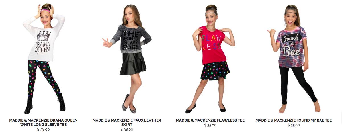 Maddie & Mackenzie Collection from Mod Angel