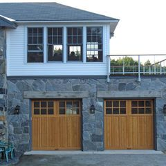 Traditional Exterior By Bluetime Collaborative Garage