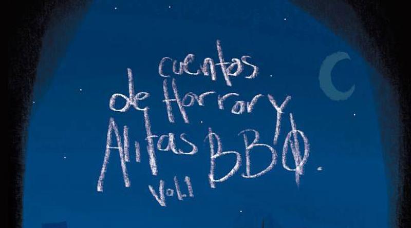 Cuentos de Horror y Alitas BBQ por Rober Monkada - Mucho Miedo Mx