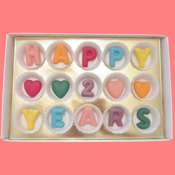 Two Year Wedding Anniversary Gift: Second 2nd Anniversary Gift For Boyfriend 2 Year