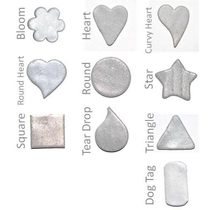 Basic pendant shapes creative fimo some that could be basic pendant shapes mozeypictures Gallery