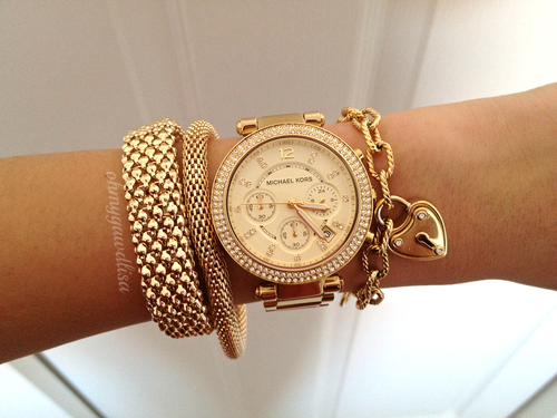 Gold Watch Love The Whole Stack