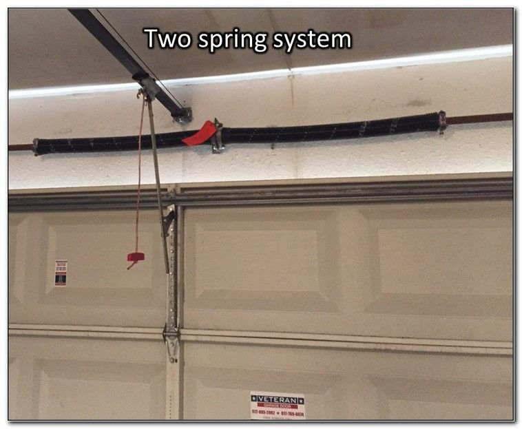 Garage Door Broken Torsion Spring Repair Cost Check More At Http 5cn Pw Garage Door Garage Door Spring Adjustment Garage Door Springs Garage Door Adjustment