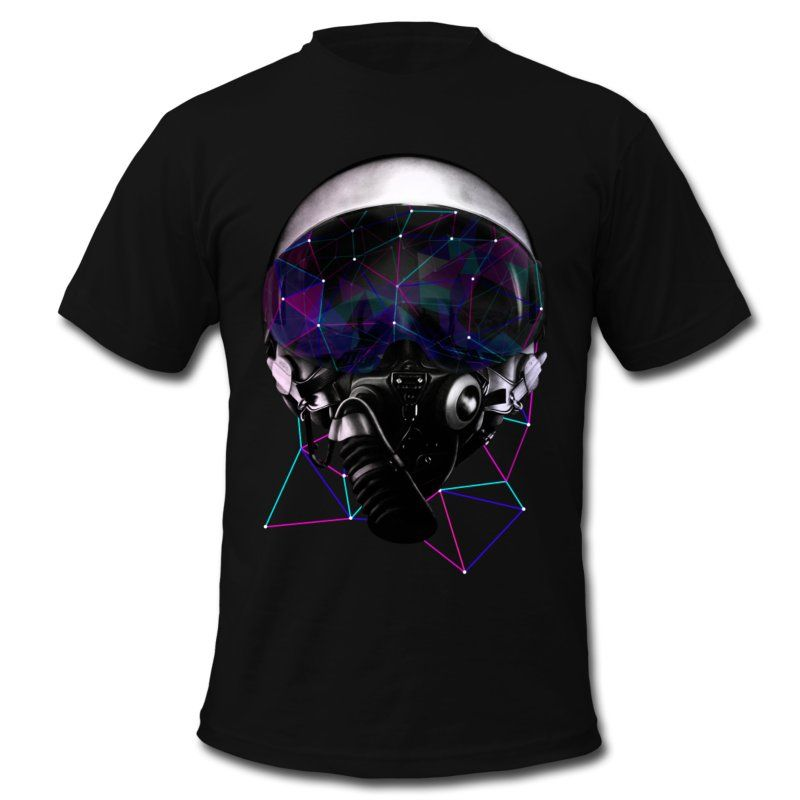 Pilot (Deluxe Edition) - Men's T-Shirt by American Apparel