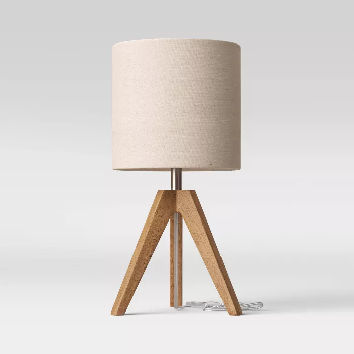 Tripod Led Accent Lamp Natural Lamp Only Project 62 Target Accent Lamp Natural Lamps Lamp
