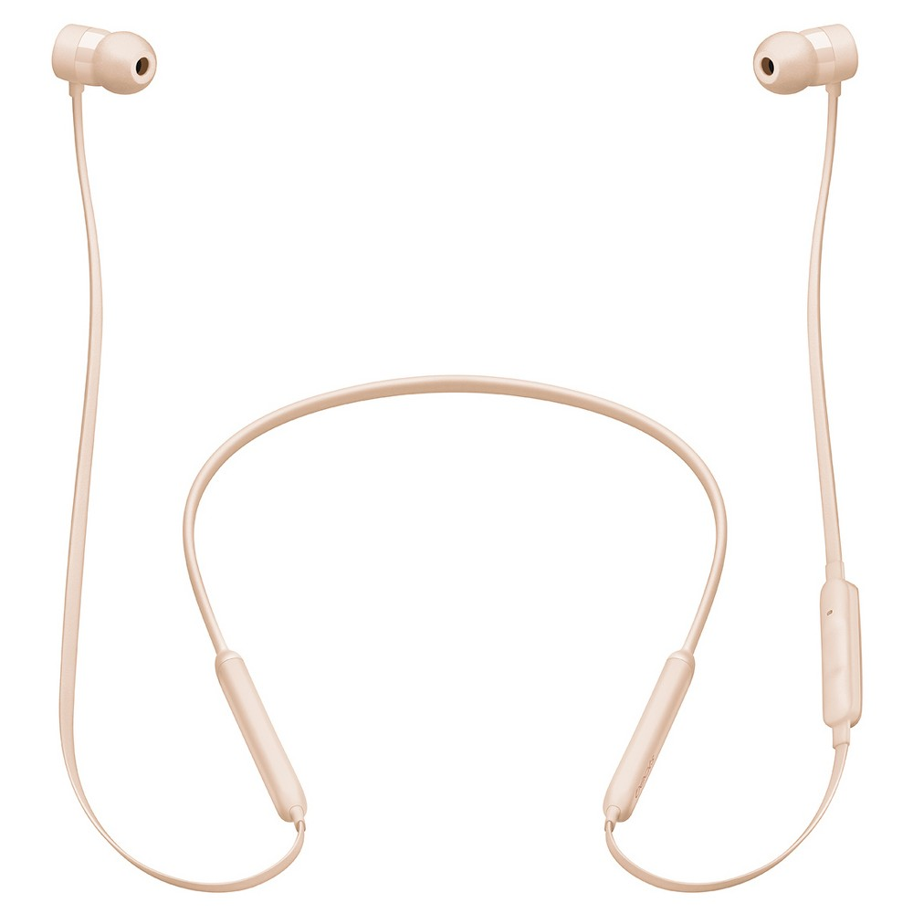 090318b7a1c Beats X Wireless Earphones - White | Products | Matte gold, Gold ...