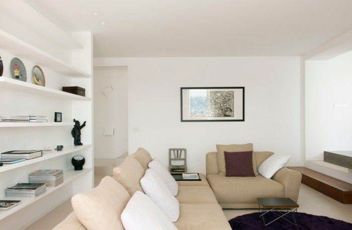 Image Result For White Walls Beige Carpet Trendy Living Rooms Interior Wall Paint House Design