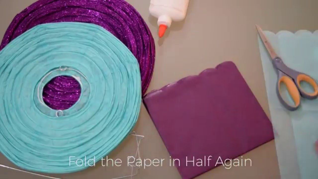 DIY Jellyfish Paper Lantern DIY Jellyfish Paper