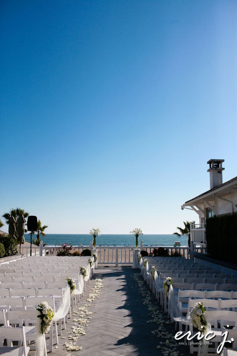 Shutters on the Beach Weddings | Get Prices for Wedding ...