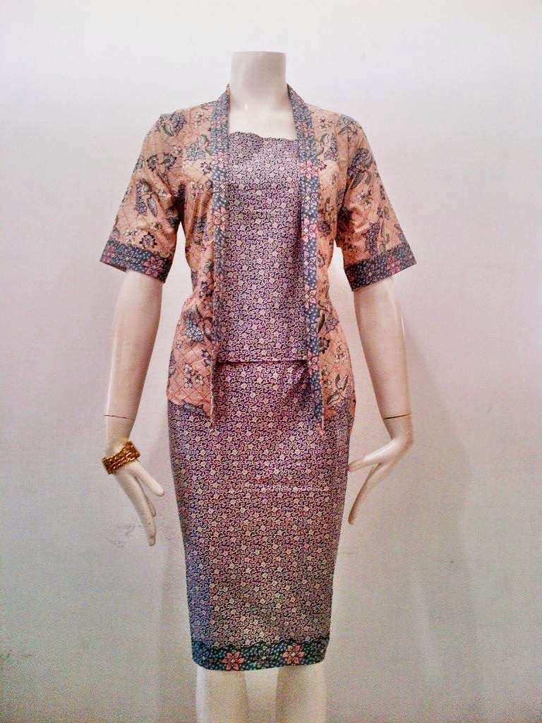 Baju maxi dress sole mio lace top