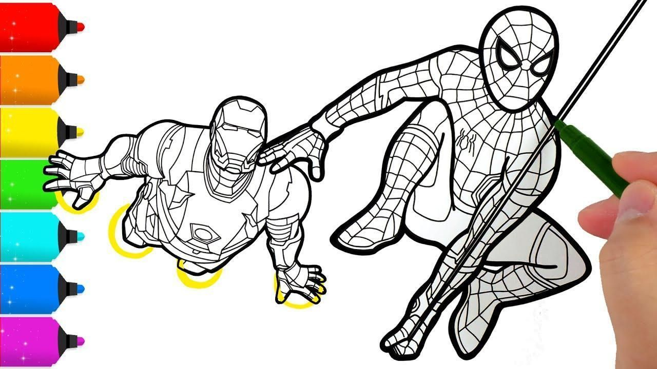 51 Iron Man Coloring Page Printable Spiderman Coloring Superhero Coloring Pages Coloring Pages
