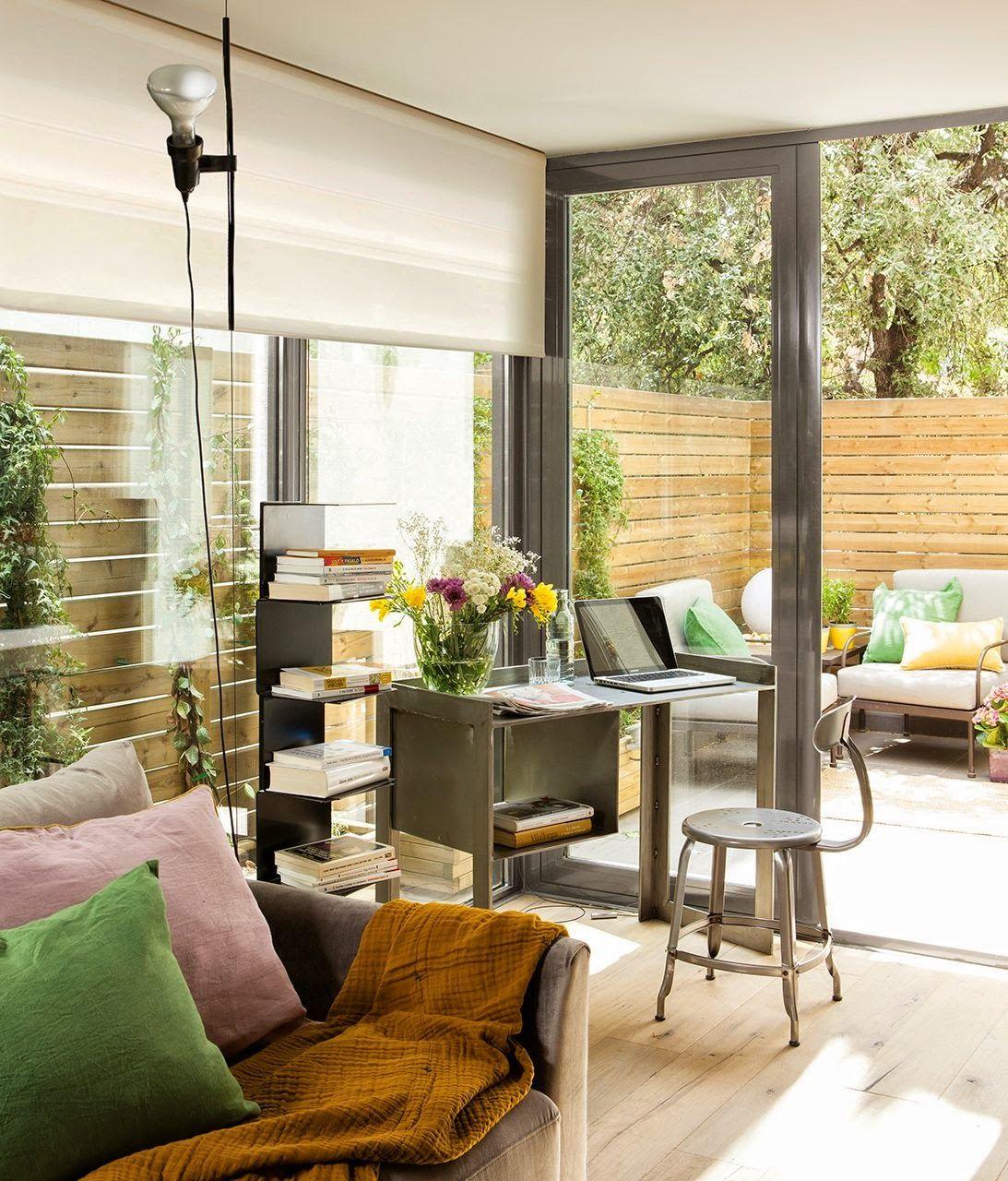 Amenajare practică într-un loft de 53 m² | Design interior (elemente ...