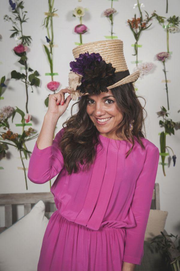 mimoki tocado fascinator chistera hat | Cosas que me inspiran ...