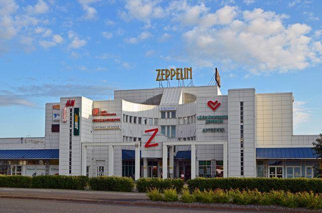 Zeppelin, Kempele