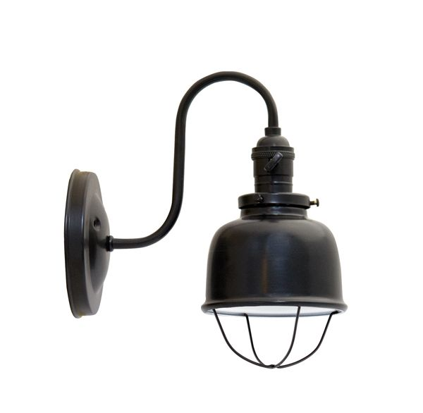 Fargo Wall Sconce Period Wall Light Barn Light Electric